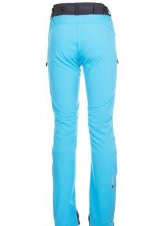 Pantalone antivento in Softshell Campei Lady