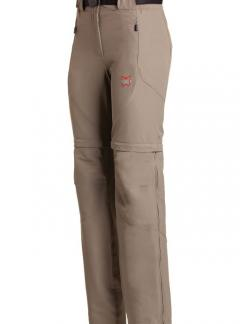 Pantalone convertibile bermuda da trekking Artemisia Lady