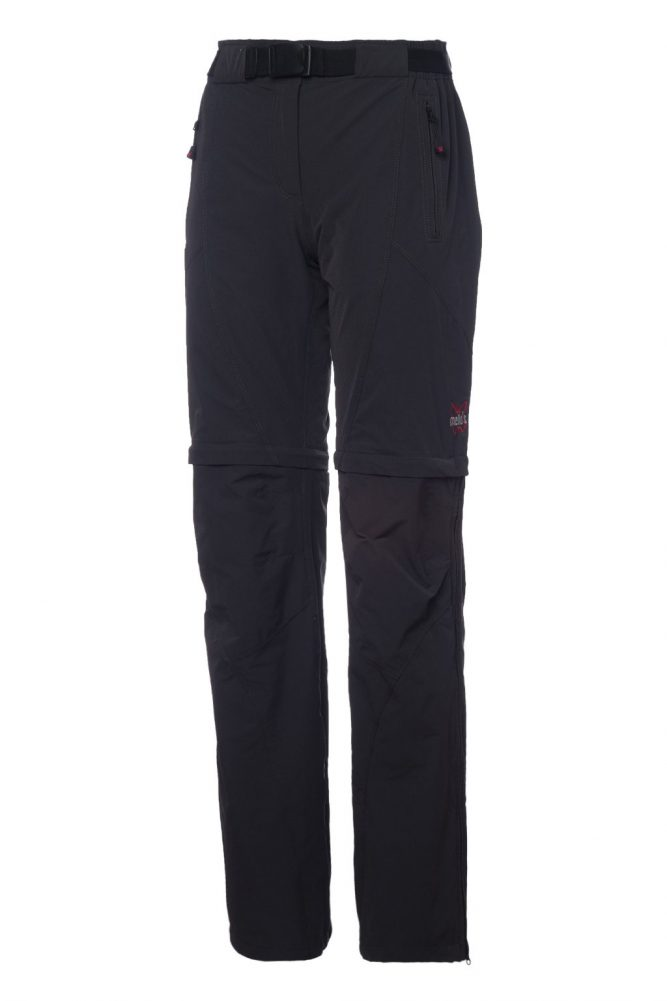 Viola LadyHiking Pants Convertible Bermuda