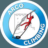 Logo Arco Climbing | Mello's