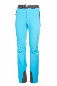 Pantalon coupe-vent en Softshell Campei Lady