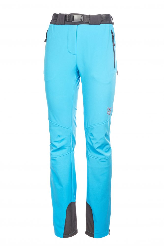 Pantalone antivento in Soft Shell Campei Lady