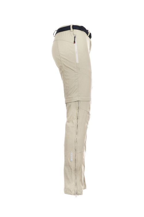 Badia Lady Trekking pants convertible Bermuda
