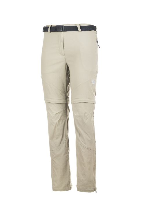 Pantalon convertible bermuda-badia-lady