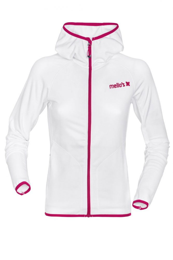 Zillertal Lady Stretch Fleece Jacket
