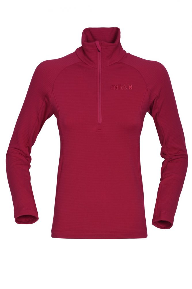 Rodes Lady Stretch Closed Fleece Sweater