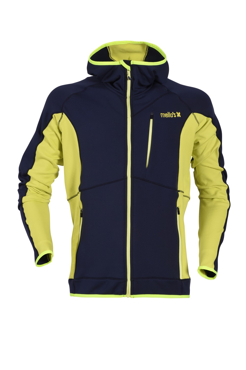 Zillertal Hybrid Fleece Jacket