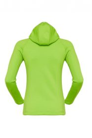 Rodes Lady Open Thermal Fleece Sweatshirt
