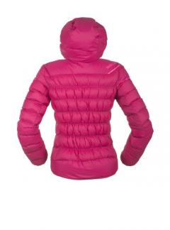 Artic Lady Feather Jacket