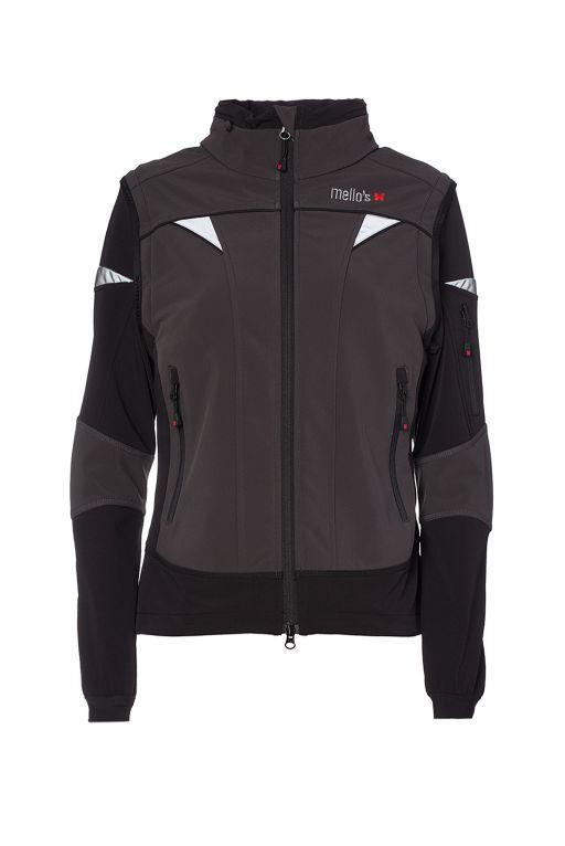 Full Ripid Lady Technical windproof jacket
