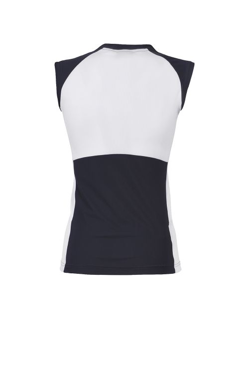 Ortles Lady Sensitive crew-neck tank top