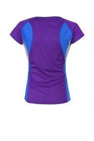 Run Lady Damen Rundhals T-Shirt