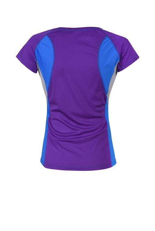 T-shirt à col rond Run Lady