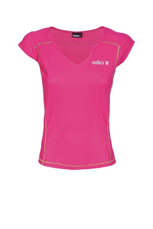 Vernel Lady T-Shirt mit V-Ausschnitt