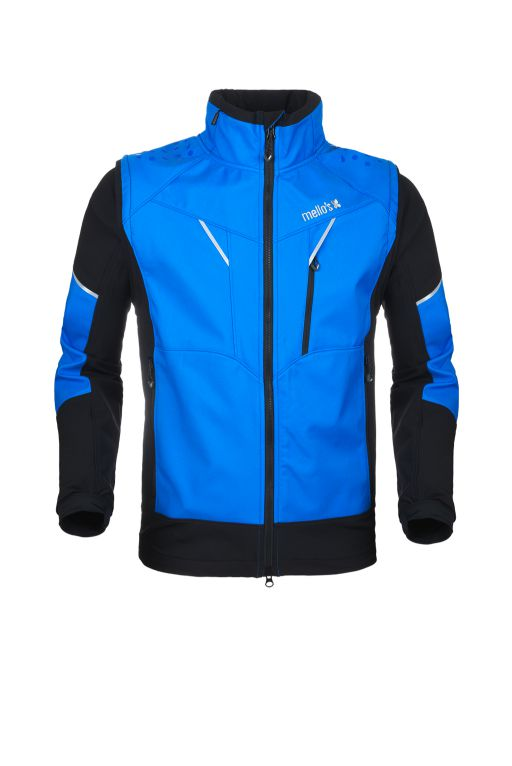 Veste technique coupe-vent Full Ripid Evo