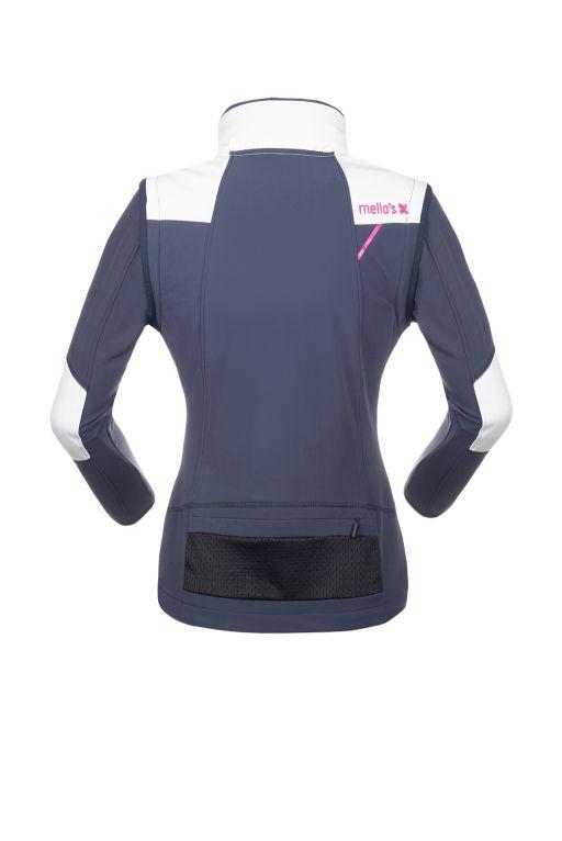 Windproof technical jacket Full Ripid Evo Lady