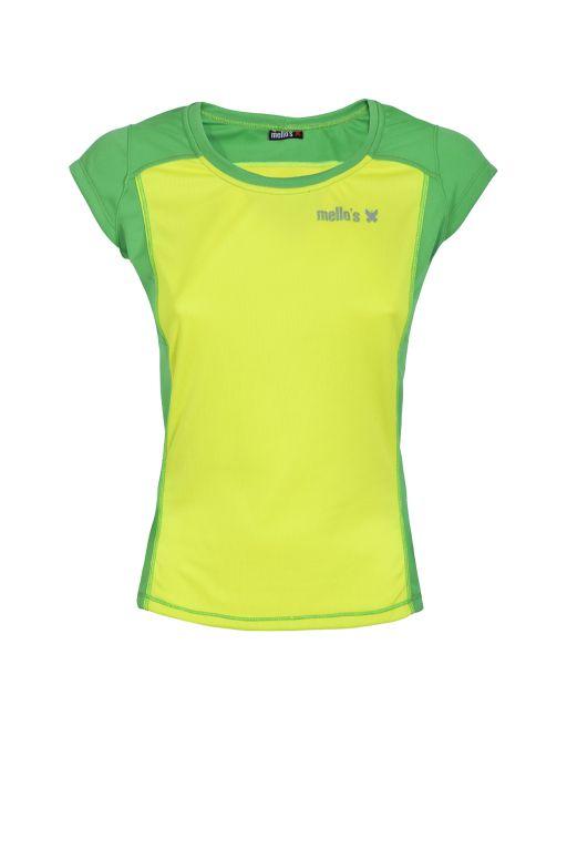 T-Shirt girocollo Adamello Lady