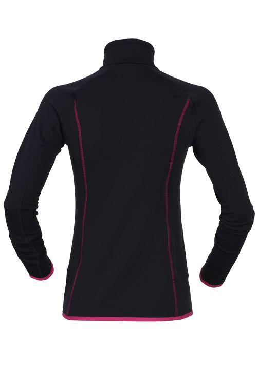 Hot Lady Hybrid Fleece Jacket