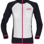 Hybrid Fleece Jacke Hot Lady