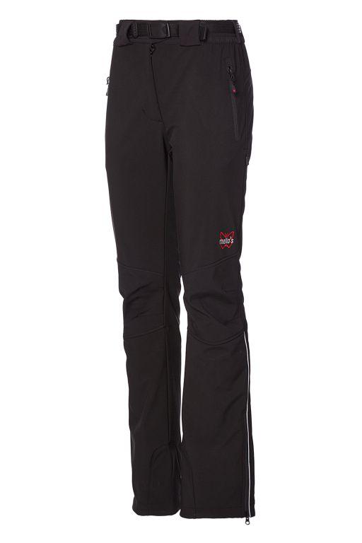 Pantalon coupe-vent en Softshell Campei Lady