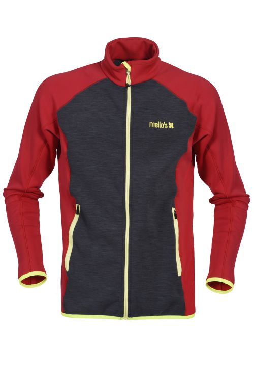 Polaire thermique hybride Wool