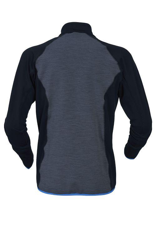 Wool Hybrid thermal Fleece