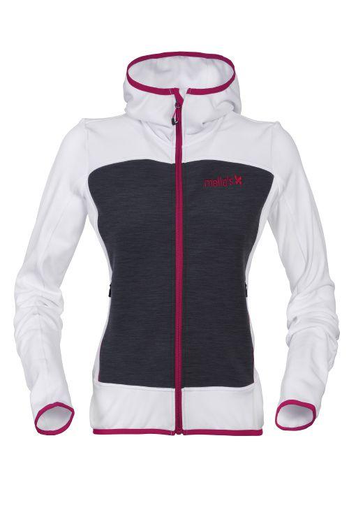 Wool Lady Hybrid thermal fleece