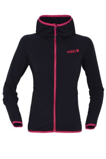 Zillertal Lady Stretch Fleece Jacket