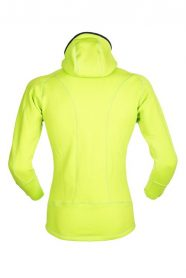 Zillertal Thermal Fleece with hood