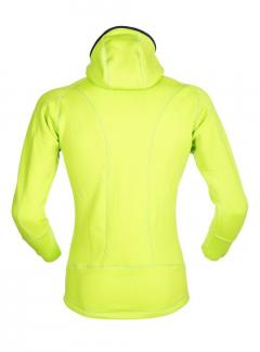 Zillertal Thermal Fleece with hood