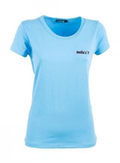 Camiseta de algodón elástico Arco Lady