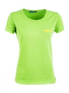 Camiseta de algodón elástico Cornalba Ladyy