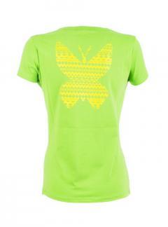 Camiseta de algodón elástico Cornalba Lady