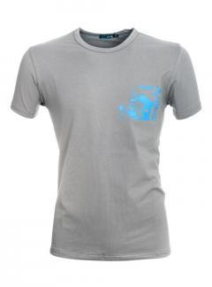 Camiseta de algodón elástico Cresciano