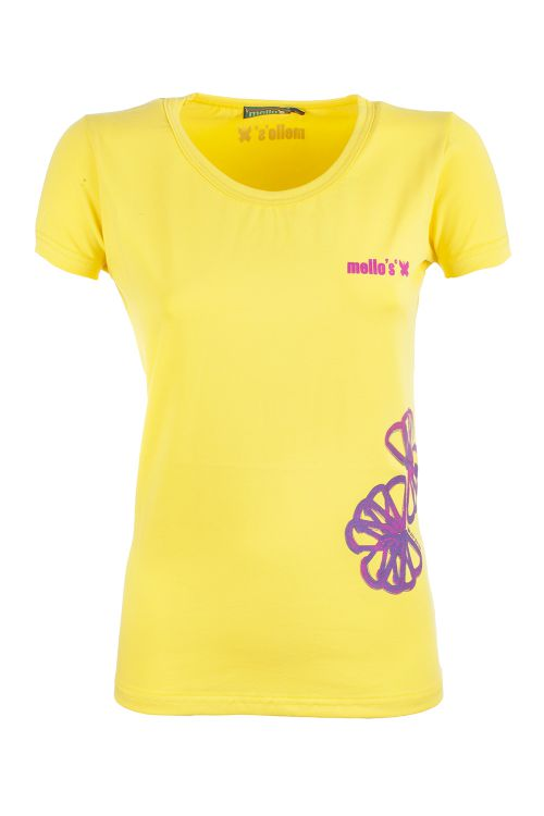 Camiseta de algodón elástico El Chorro