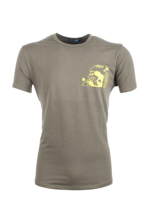 Camiseta de algodón elástico Kalymnos