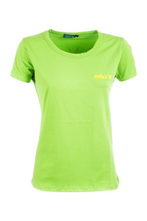Cornalba Lady Stretch Baumwoll T-Shirt