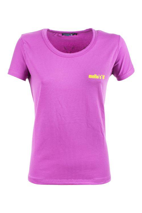 Cornalba Lady Stretch cotton T-shirt