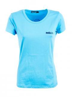 Stretch-Baumwoll-T-Shirt Hampi Lady