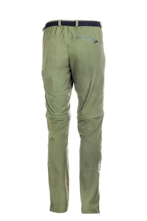 Pantalón convertible bermuda para senderismo y viajes Sella
