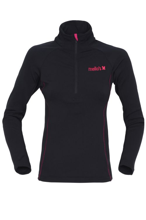 Pullover polar elástico light lady