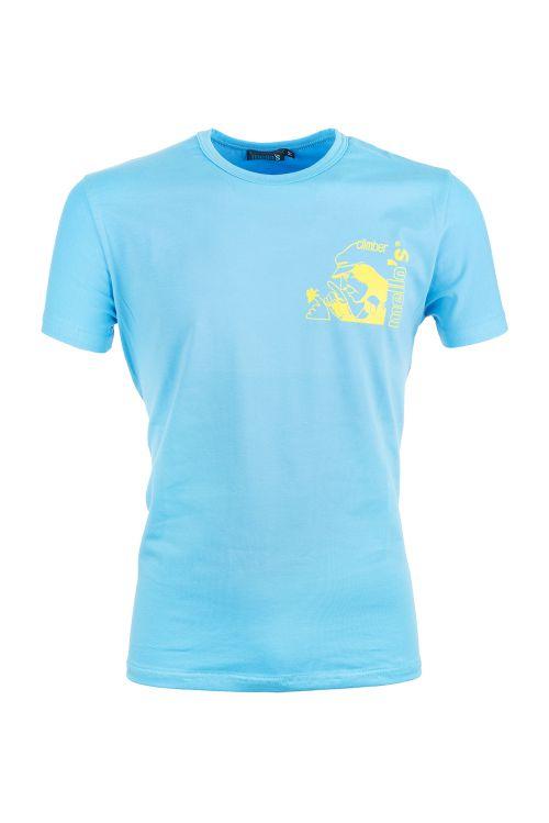 T-shirt cotone elasticizzato Kalymnos