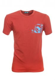 Remenno t-shirt en coton stretch