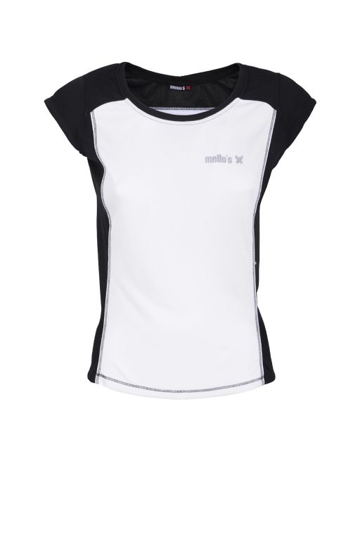 camiseta de cuello redondo-adamello-lady