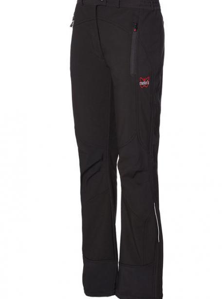 Pantalones técnico adherente resistente al viento Koenigsspitze Lady