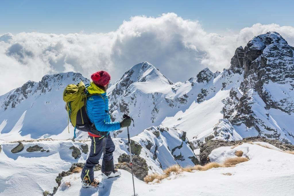 Come vestirsi in montagna