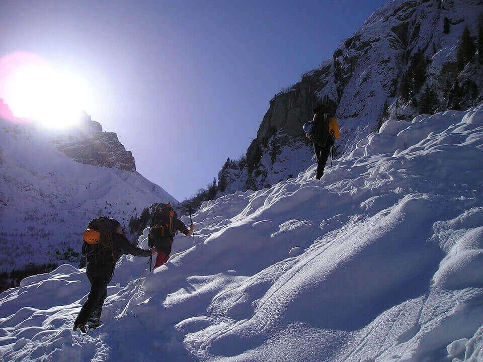 Racchette da neve  Ciaspole
