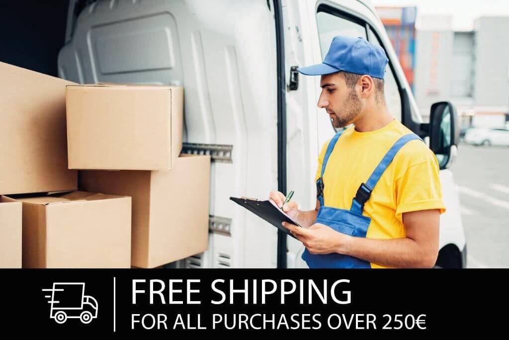 Mello's Shipping