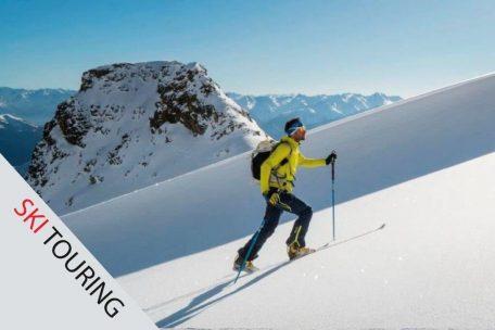 Mello's ski touring