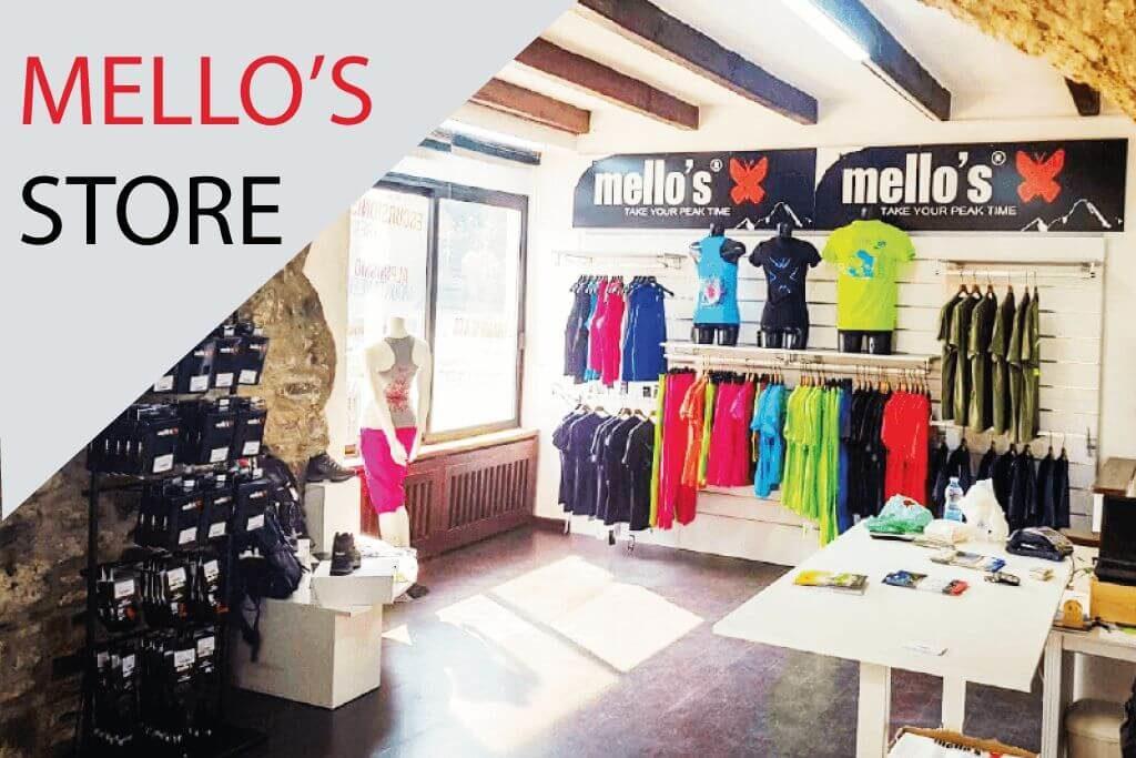 Mello's store